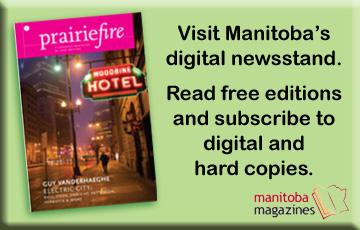 Manitoba Magazines