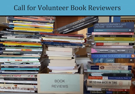 little call for volunteer book reviewers