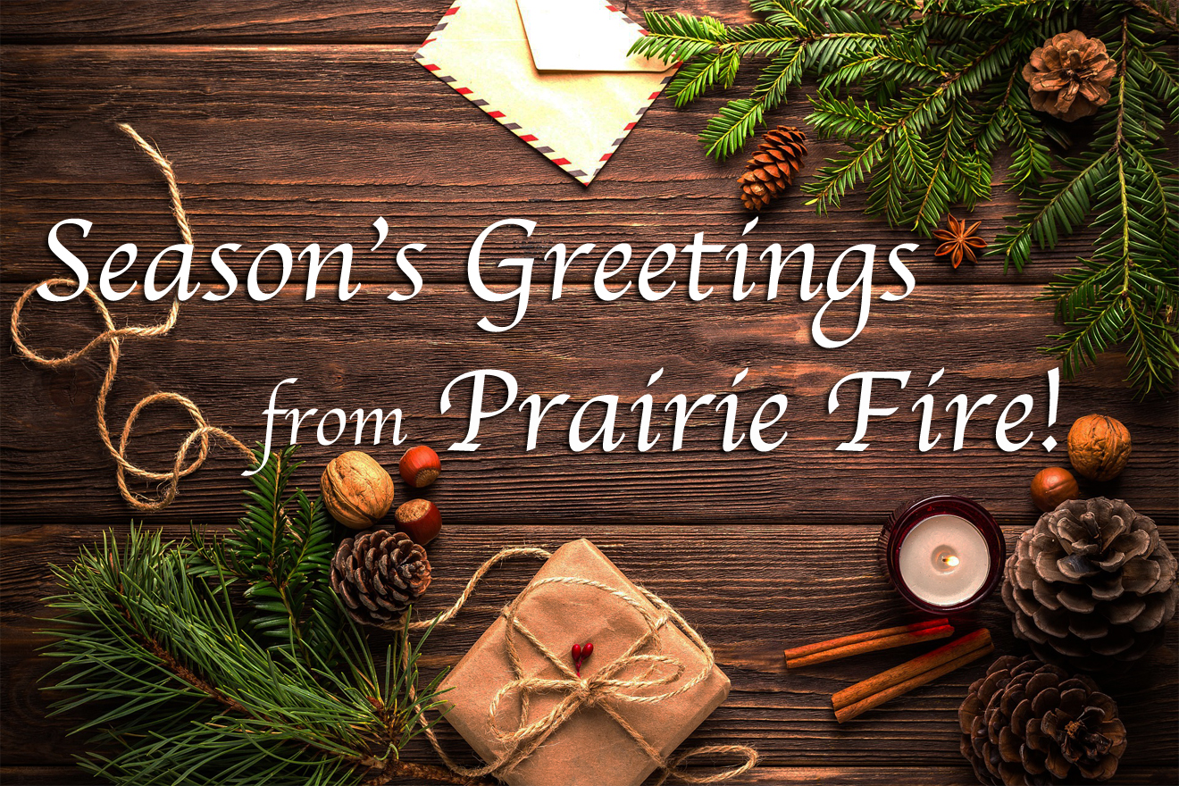 Seasons Greetings from PF