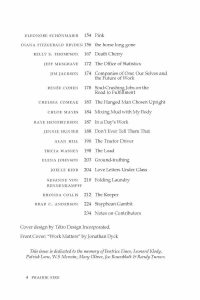 Vol. 40 Spring 2019 Table of Contents page 2