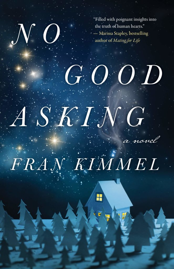 No Good Asking book cover